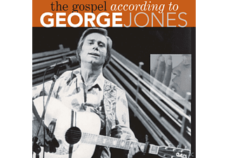 George Jones - The Gospel According To George Jones - (CD)