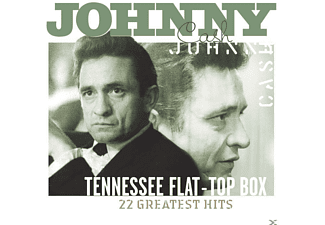 Johnny Cash - Tennessee Flat-Top Box: 22 Greatest - (CD)