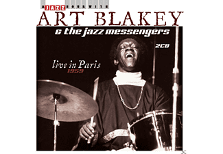 Art Blakey and the Jazz Messengers - Live In Paris-1959 - (CD)