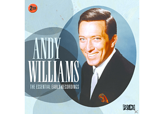Andy Williams - Essential Early Recordings - (CD)