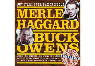Merle Haggard - Stars Over Bakersfield - Their Early Recordings - (CD)