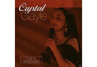 Crystal Gayle - Live In Tennessee - (CD)