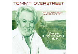 Tommy Overstreet - Heaven Is My Woman's Love - (CD)
