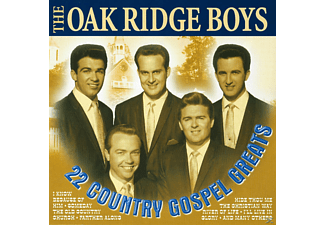 The Oak Ridge Boys - 22 Country Gospel Greats - (CD)