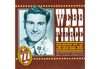 Webb Pierce - Honky Tonk Songs - (CD)