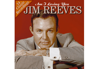 Jim Reeves - Am I Losing You - (CD)