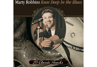 Marty Robbins - Knee Deep In The Blues - (CD)