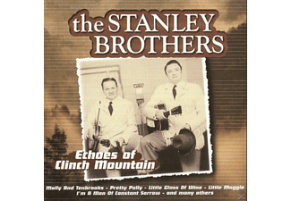The Stanley Brothers - ECHOES OF CLINCH MOUNTAIN - (CD)