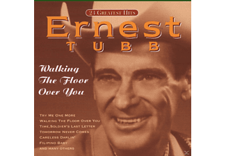 Ernest Tubb - Walking The Floor Over You - (CD)