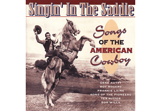 VARIOUS - Singing In The Saddle - (CD)