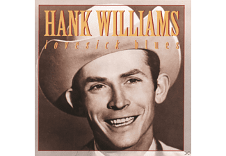 Hank Williams - LOVESICK BLUES - (CD)