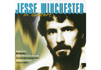 Jesse Winchester - IN CONCERT - (CD)