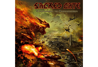 Sacred Gate - Countdown to Armageddon - (CD)