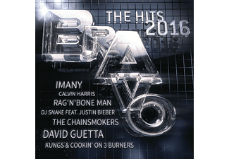 VARIOUS - Bravo The Hits 2016 - (CD)