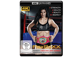 FlexBoxx powered by Christina Hammer - (4K Ultra HD Blu-ray)