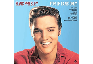 Elvis Presley - For Lp Fans Only (HQ) (Vinyl LP (nagylemez))