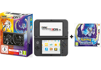 NINTENDO New 3DS XL Limited Edition + Pokémon Moon