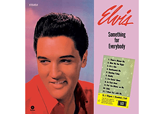 Elvis Presley - Something for Everybody (HQ) (Vinyl LP (nagylemez))