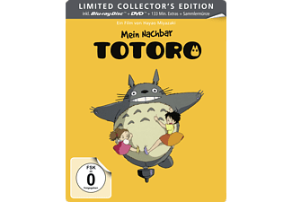 Mein Nachbar Totoro BD + DVD (Limited Steelbook Edition) - (Blu-ray + DVD)