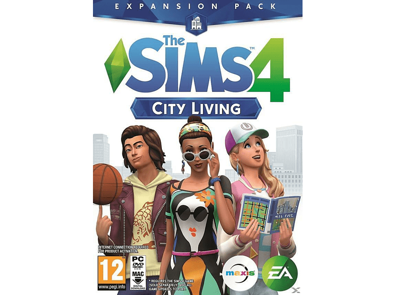 The Sims 4 City Living PC gaming   offline pc παιχνίδια pc computing   tablets   offline παιχνίδια pc gami