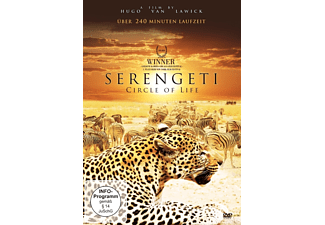 Serengeti-Circle of Life - (DVD)