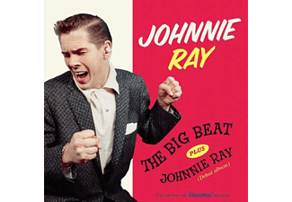 Johnnie Ray - The Big Beat/Johnnie Ray (CD)