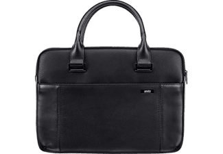 ARTWIZZ Leather Bag, Notebooktasche, Schwarz