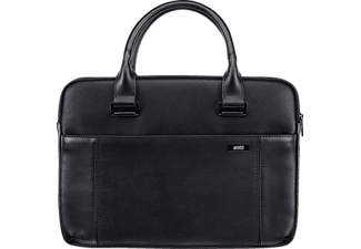 ARTWIZZ Leather Bag, Universal, 15 Zoll, Schwarz