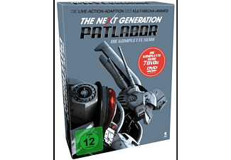 The next Generation - Patlabor - Gray Ghost - (DVD)