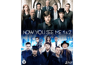 Now You See Me 1-2 | Blu-ray