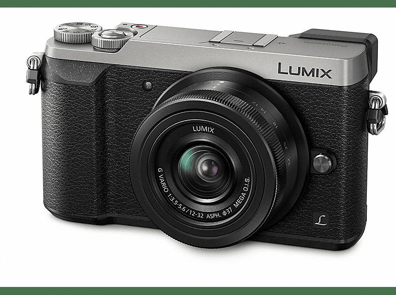 PANASONIC GX80 Kit με φακό 12-32mm Silver - (DMC-GX80KEGS) hobby   φωτογραφία φωτογραφικές μηχανές mirrorless cameras
