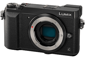 PANASONIC GX80 Body Black - (DMC-GX80EG-K)