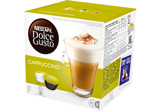 DOLCE GUSTO Cappuccino - 8 portioner