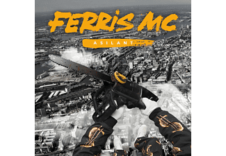 Ferris MC - Asilant (2 Vinyl Black Inkl.MP3 Code) - (LP + Download)