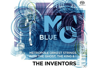 The King & I Metropole Orkest Strings & The Ghost - The Inventors - (SACD)