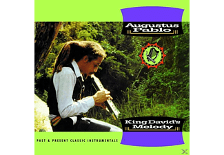 Augustus Pablo - King David's Melody (Deluxe Expanded Edition) - (CD)