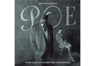 Eric Woolfson's Poe - More Tales Of Mystery & Imagination - (CD)