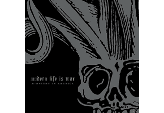 Modern Life Is War - MIDNIGHT IN AMERICA - (CD)