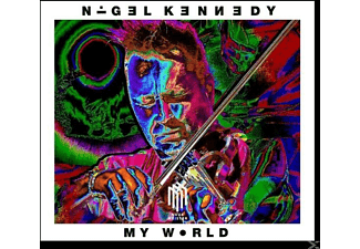 Nigel Kennedy - My World - (Vinyl)