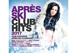 VARIOUS - Apres Ski Club Hits 2017 - (CD)