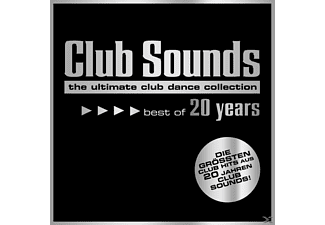 VARIOUS - Club Sounds-Best of 20 Years - (CD)