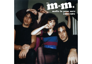 Mn'ms - Melts In Your Ears - (CD)