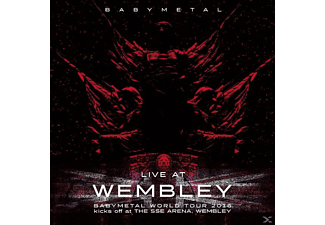 Babymetal - Live At Wembley - (CD)