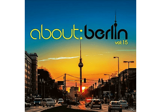VARIOUS - About: Berlin Vol: 15 - (CD)