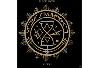 Black Anvil - As Was - (CD)