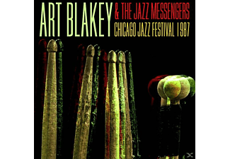 Art Blakey and the Jazz Messengers - Chicago Jazz Festival 1987 - (CD)