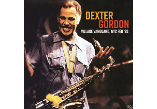 Dexter Gordon - Village Vanguard,Nyc Feb '83 - (CD)