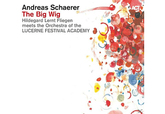 Andreas Schaerer - The Big Wig - (CD + DVD Video)