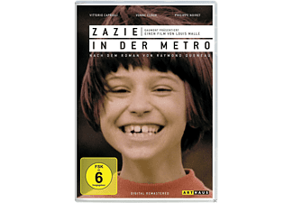 Zazie in der Metro - (Blu-ray)