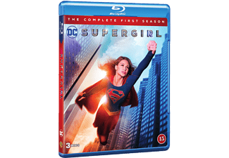 Supergirl S1 Action Blu-ray